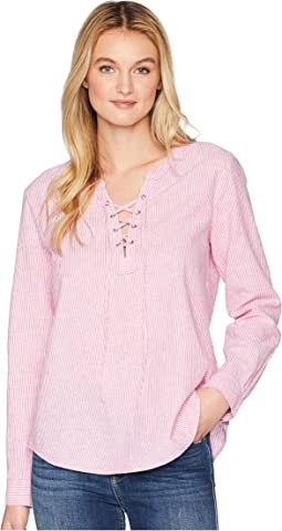 Tommie Lace-Up Shirt