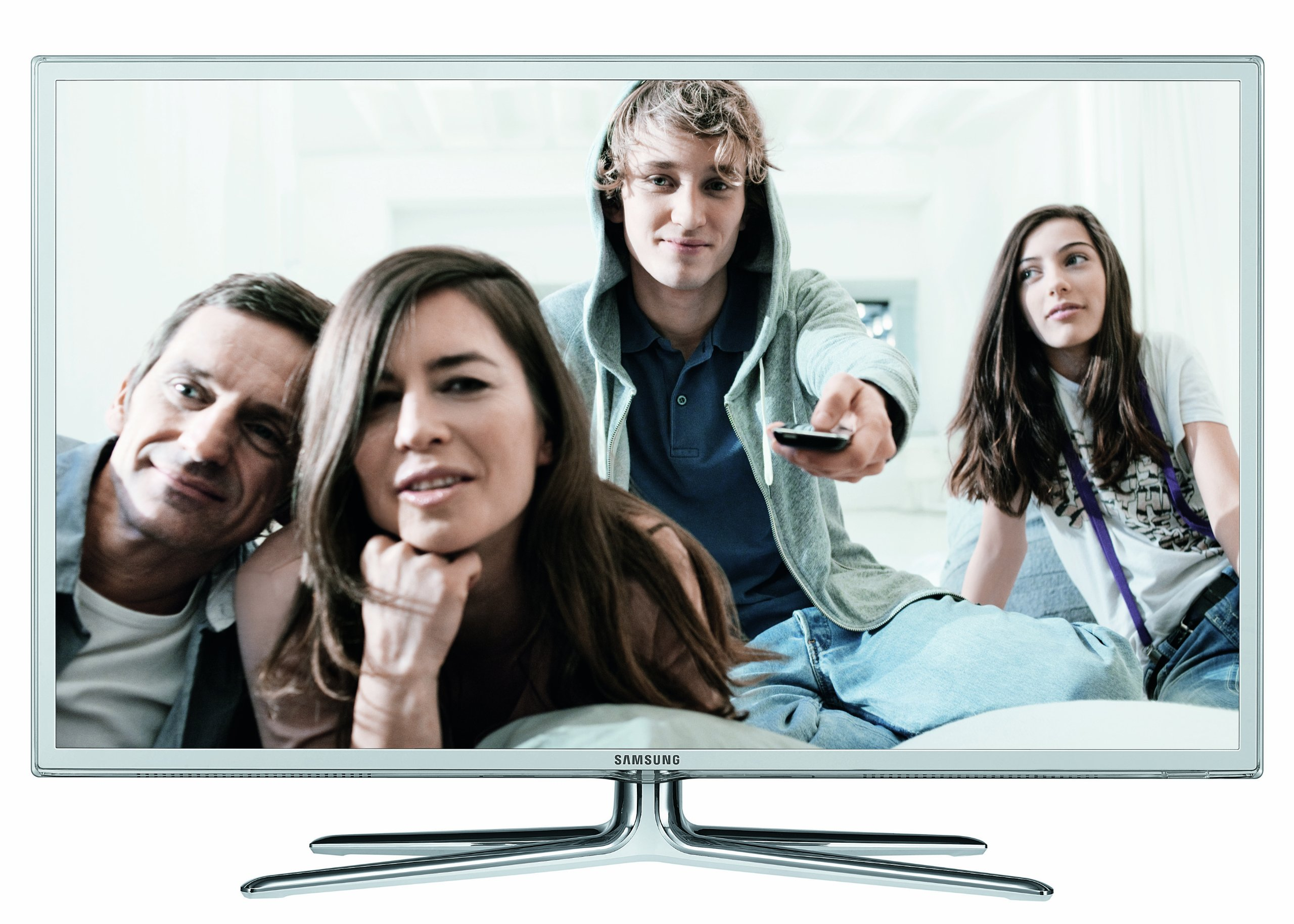 Samsung UE46D6510WSXZG - Televisión LED de 46 pulgadas Full HD (200 Hz): Amazon.es: Electrónica