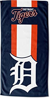 detroit tigers bath towels