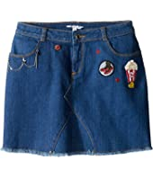 Denim Skirt (Big Kids)