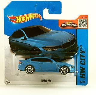 HOT WHEELS BMW M4 by Hot Wheels