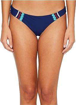 Red Carter - Ipanema Basic Scoop Bikini Bottom