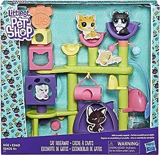 Littlest Pet Shop Kedi Miniş Eğlence Parki