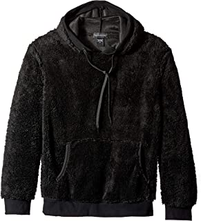 Men's Knit Hooded Sweatshirt