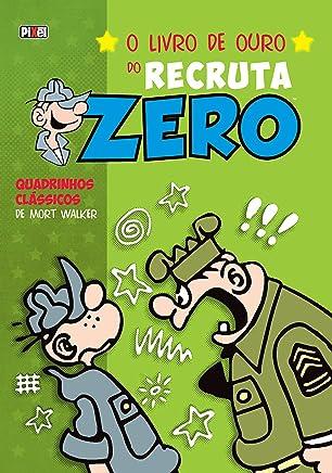 Livro de Ouro do Recruta Zero Numero 3