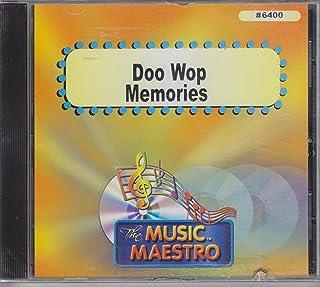 Doo Wop Memories - Karaoke CD+G