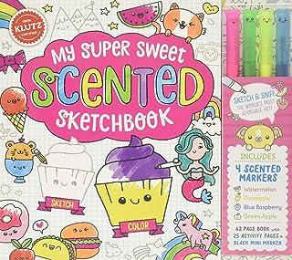 My Super Sweet Scented Sketchbook (Klutz)