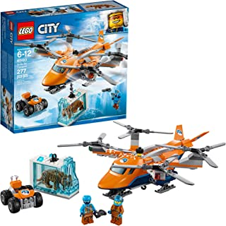 LEGO City Arctic Air Transport 60193 Building Kit (277 Pieces)