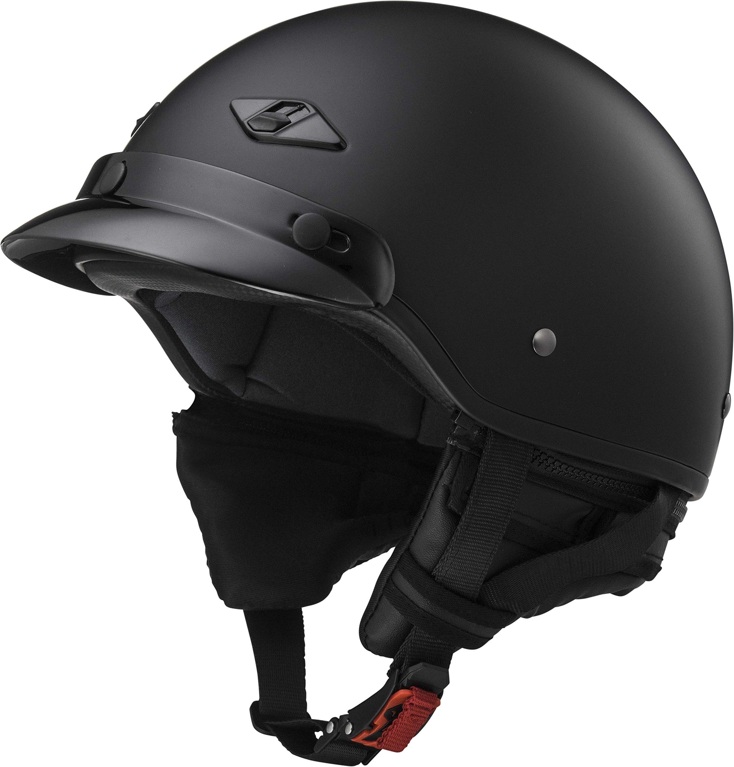 LS2 Helmets Unisex Adult Half Size Helmet Style X Large