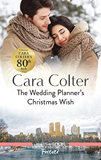 The Wedding Planner's Christmas Wish (A Wedding in New York Book 1)
