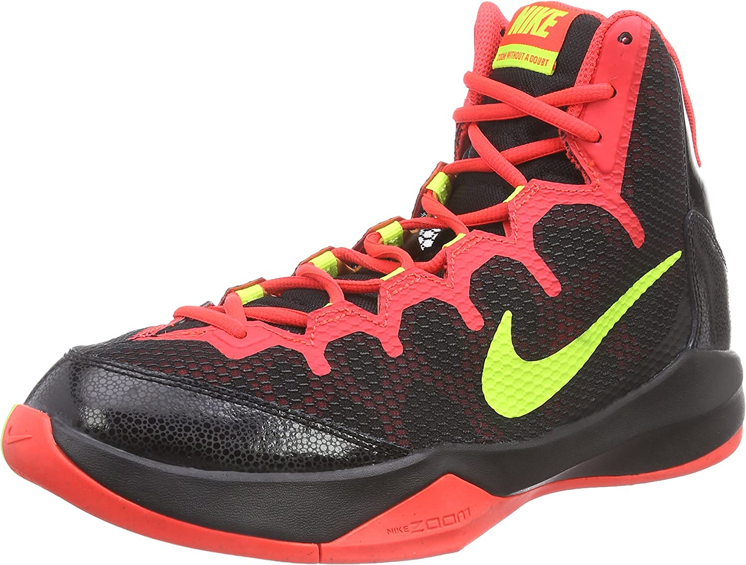 Nike Nike Zoom Without A Doubt Herren Basketballschuhe  bester Service