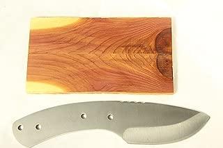 Fat BOY Knife kit – 7 1/4 Skinning Knife - Stainless Steel Knife kit – Knife Making kit – Knife Making Supplies – Knife Making for Beginners – DIY Knife KIT - Payne BROS – Knives of Payne