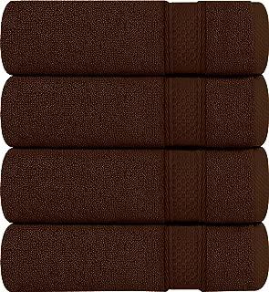 Best dark brown towels Reviews