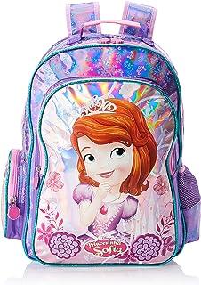 Mochila G Disney Princesinha Sofia, 41 x 30 x 14, Dermiwil 52170, Multicor