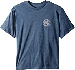 O'Neill Kids - Palo Alto Short Sleeve Tee Screens Imprint (Big Kids)
