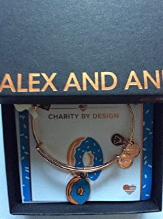 Alex and Ani Women's Charity by Design - Donut Bangle