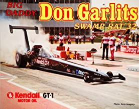 1993 - NHRA / Winston Drag Racing - Big Daddy Don Garlits - Swamp Rat 32 - Hero Card - Kendall GT-1 Motor Oil - Cr & Driver Info on Back - 8x10 Inches - Out of Print - Very Rare - Collectible