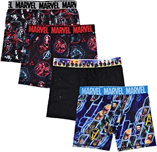 Marvel Big Boys Avengers Underwear