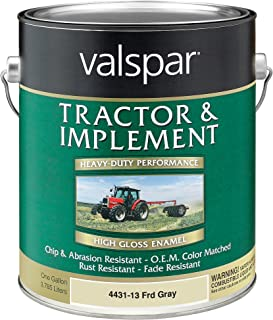 Best ford gray tractor paint Reviews