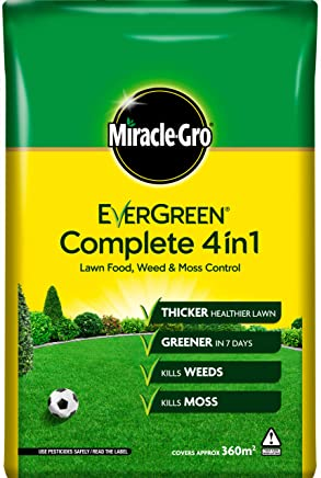 Miracle-Gro EverGreen Complete 4in1 12.6kg - 360m2