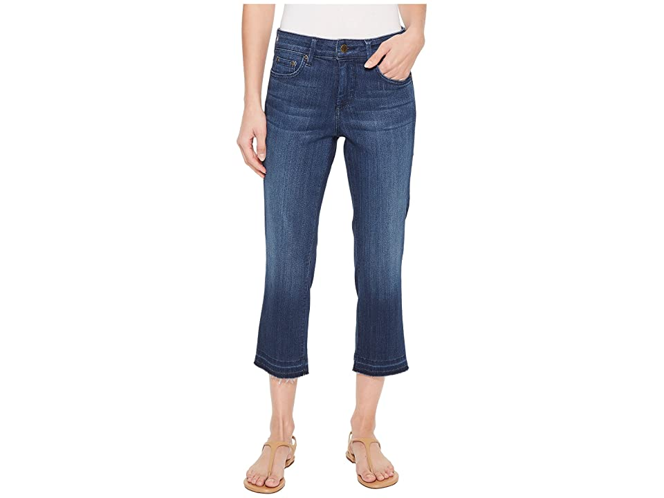 NYDJ Capris w/ Released Hem in Lark (Lark) Women's Jeans