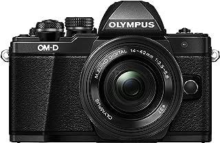 OLYMPUS ミラーレス一眼 OM-D E-M10 MarkII 14-42mm EZレンズキット ブラック