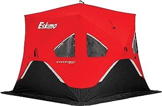 Eskimo FatFish Portable 3-4 Person Pop Up Ice Fishing