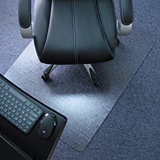 "Marvelux 48"" x 60"" Heavy Duty Polycarbonate Office Chair Mat for Low, Standard.."