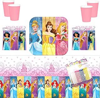 Best cheap disney princess party supplies Reviews