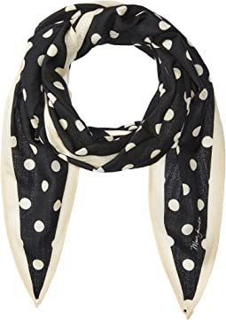 Marc Jacobs - Polka Dot Diamond Stole