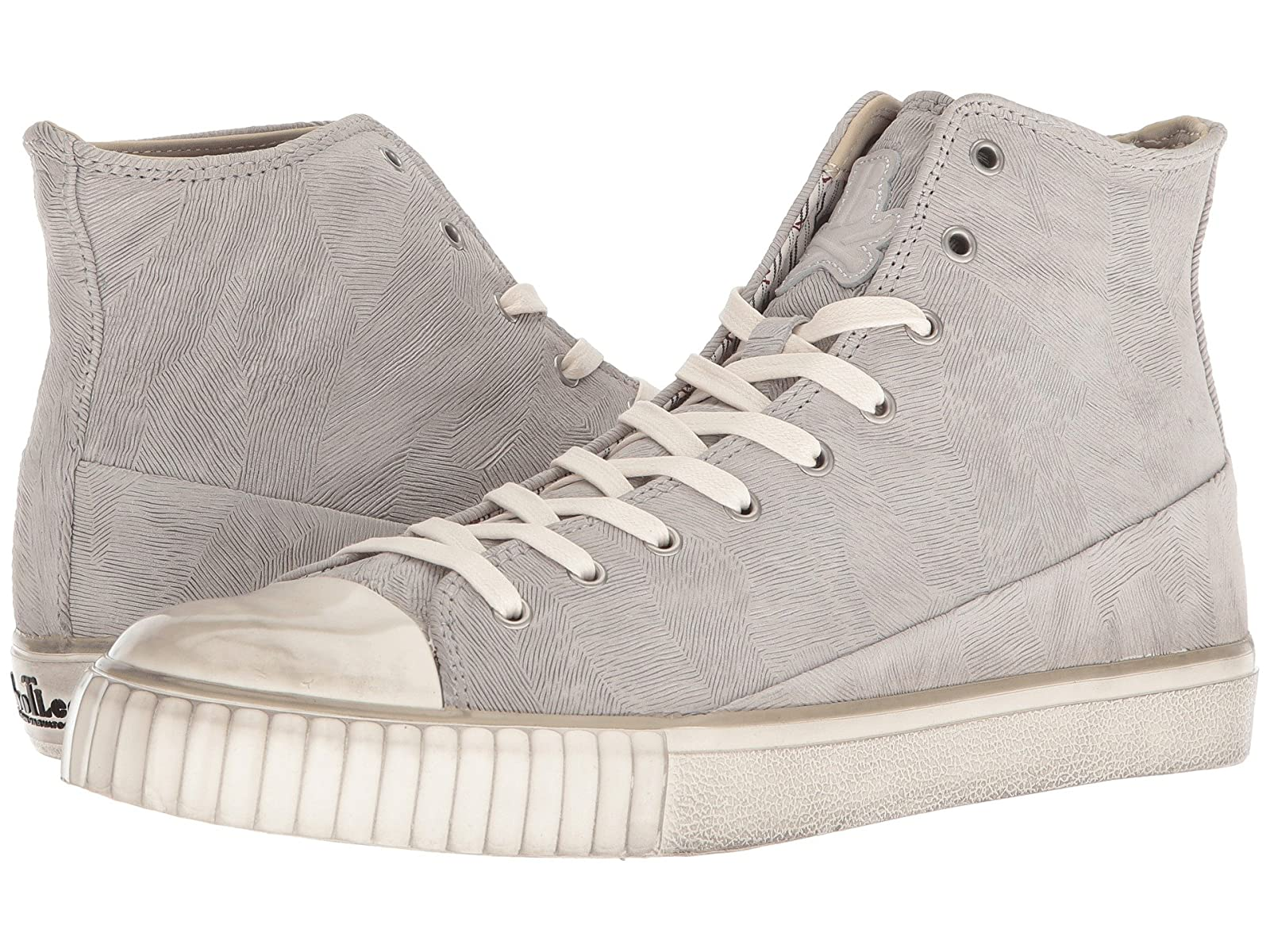 John Varvatos Mid TopAtmospheric grades have affordable shoes
