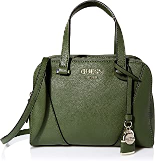 GUESS Shawna Forest Small Cali Satchel