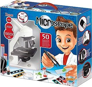 Buki - MR600 - Microscope - 50 expériences