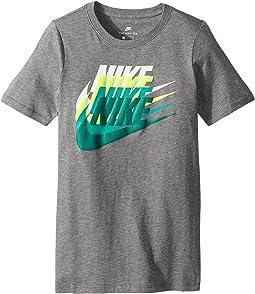 Nike Kids - NSW Sunset Futura T-Shirt (Little Kids/Big Kids)