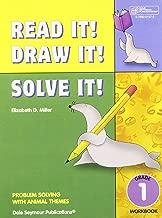 read it draw it solve it grade 1