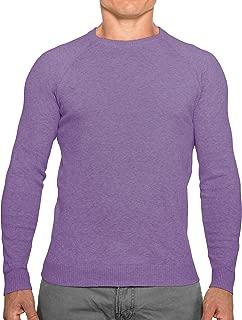 CC Perfect Slim Fit Crewneck Sweaters for Men  ...