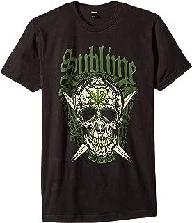 Sublime LBC Skull Mens Soft T-Shirt