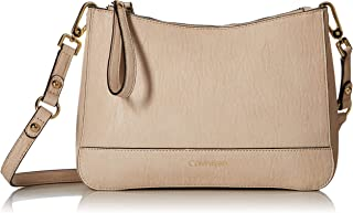 Calvin Klein Sonoma Bubble Lamb Novelty Messenger Crossbody