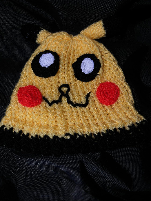 Crochet Free Shipping Cheap Bargain Gift Max 78% OFF cap Pikachu