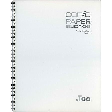 Too コピック ペーパーセレクション スケッチブック Lサイズ