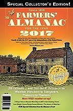 2017 Farmers' Almanac 200th Collector's Edition