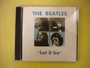 Beatles Let It Be '70 Film Doc Widescreen version DVD/CD combo Orig.Get Back CD