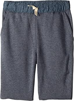 French Terry Pull-On Shorts (Toddler)