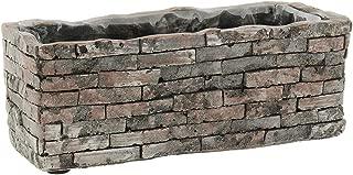 Decorative Cement Rectangular Planter 7