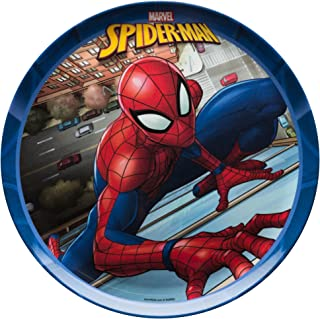 Zak Designs SDNU-0355 Marvel Comics Kid's Plates, 10.0