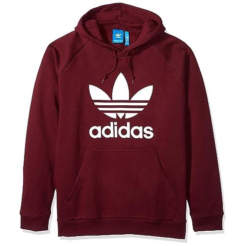 27ec50629ec5 adidas Originals Men s Trefoil Hoodie
