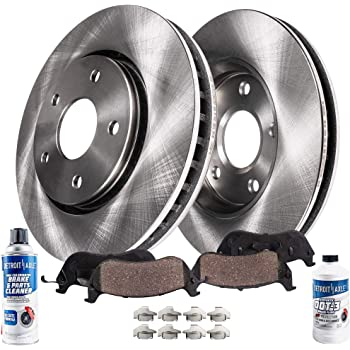 Disc Brake Pad Set-RS Ceramic Pads Rear RS PARTS fits 16-19 Chevrolet Malibu