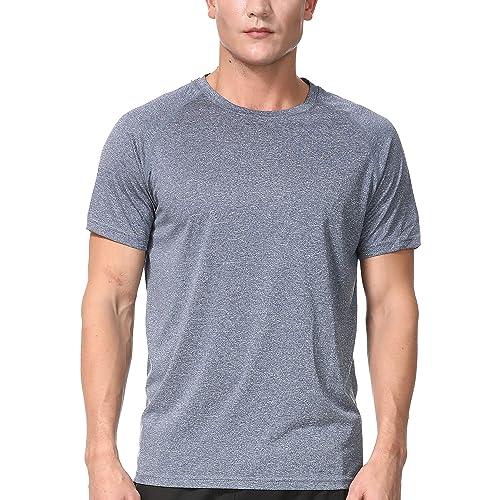 228dd39d36 Men's Tee Shirts Solid Color: Amazon.com