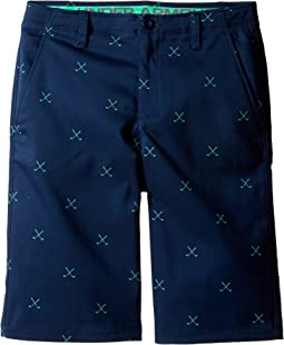 Under Armour Kids - Match Play Printed Shorts (Little Kids/Big Kids)