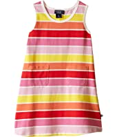 Toobydoo - Tank Dress Multi Stripe (Infant/Toddler)